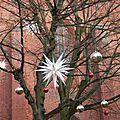 Weihnachtsdekoratin in Lüneburg