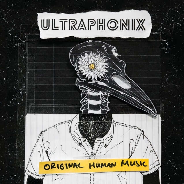 ULTRAPHONIX - Leur nouvel album: Original Human Music