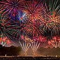 Le plus grand feu d'artifice d'europe - 12/09/2015 - le grand feu de saint cloud