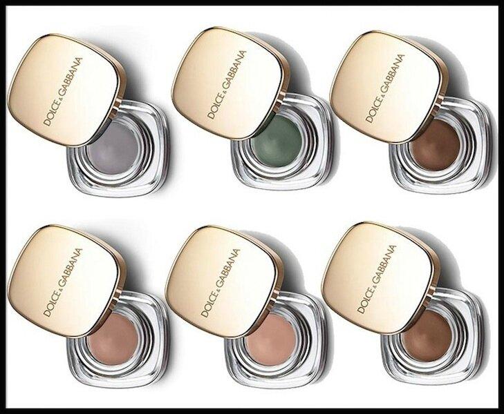 dolce & gabbana perfect mono intense cream eye color 3