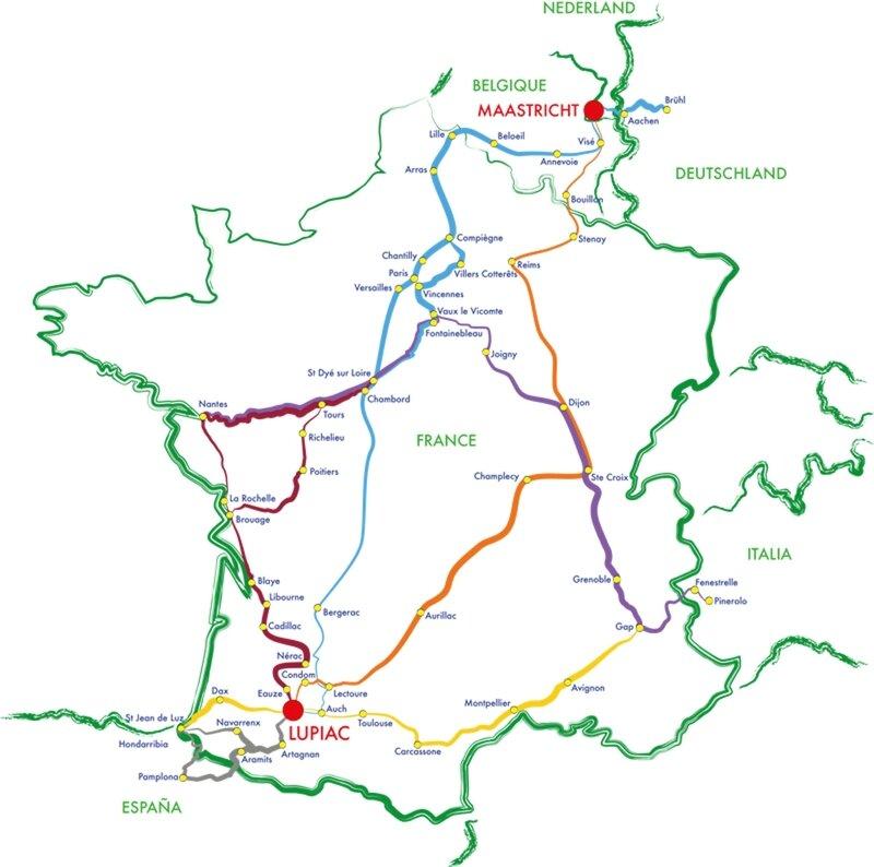 route d artagnan mousquetaire