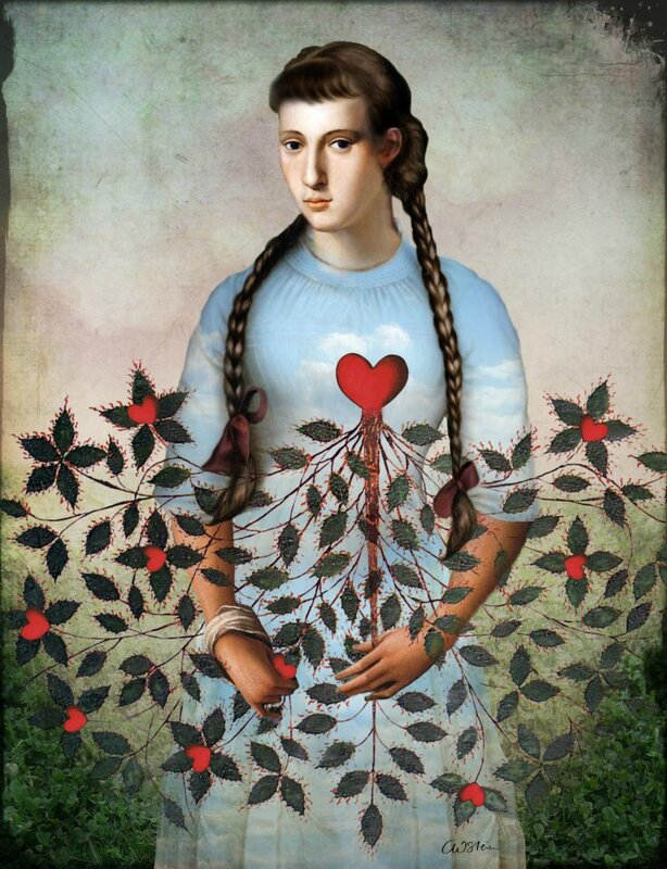 Catrin Welz-Stein - German Surrealist Graphic Designer - Tutt'Art@ (50)