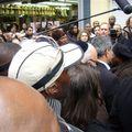 Marche en l'honneur de Papy Simon le Bijoutier de Matonge assassine le 12 avril 2010