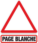 ATTENTION PAGE BLANCHE