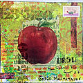 Apple mailart