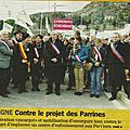 Operation escargot : article de la marseillaise du 17/03/2013