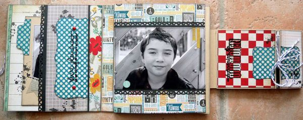 mini album Chronique scraplift Daude 7
