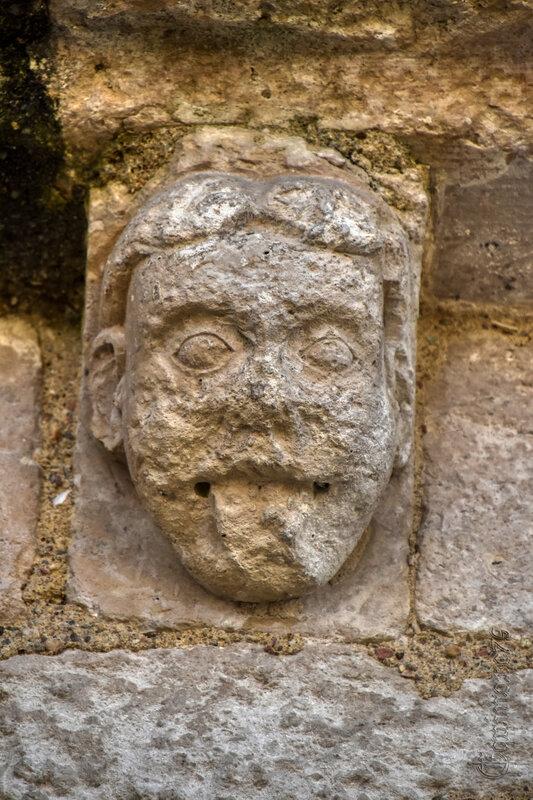 L'église d'Angle - Légende de la Malbête - René Antoine Ferchault seigneur de Réaumur (6)