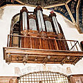 Patrimoine normand en peril/19: scandale de la vente de l'orgue historique de la chapelle saint-louis de vire