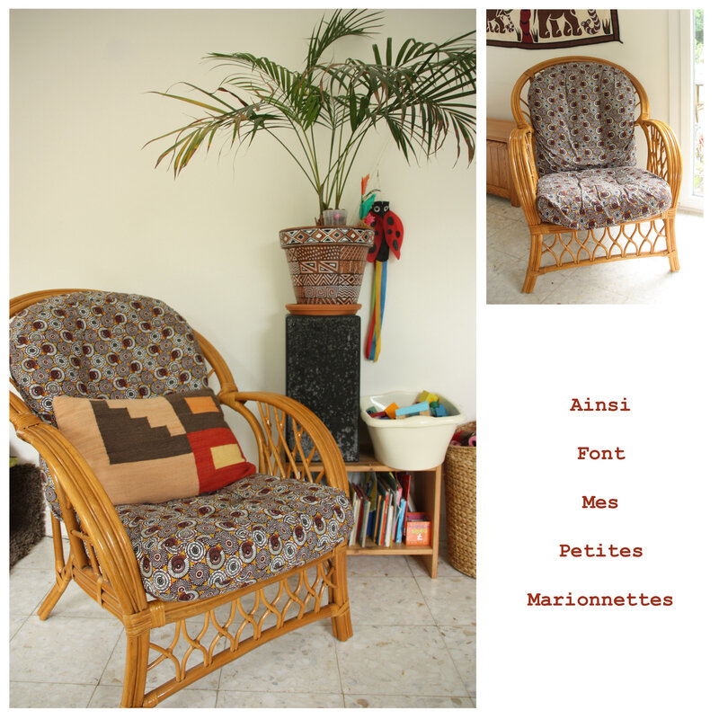 relooking fauteuil 5