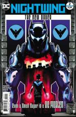 nightwing the new order 02