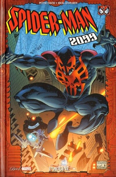 best of marvel spiderman 2099