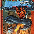 Panini best of marvel : spiderman 2099 l'origine