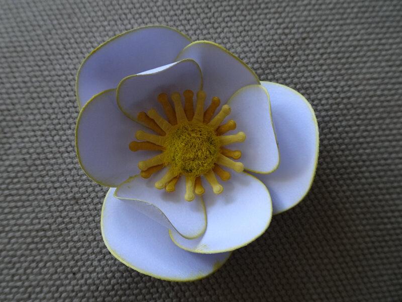 29 Fleur en volume Allée des Magnolias