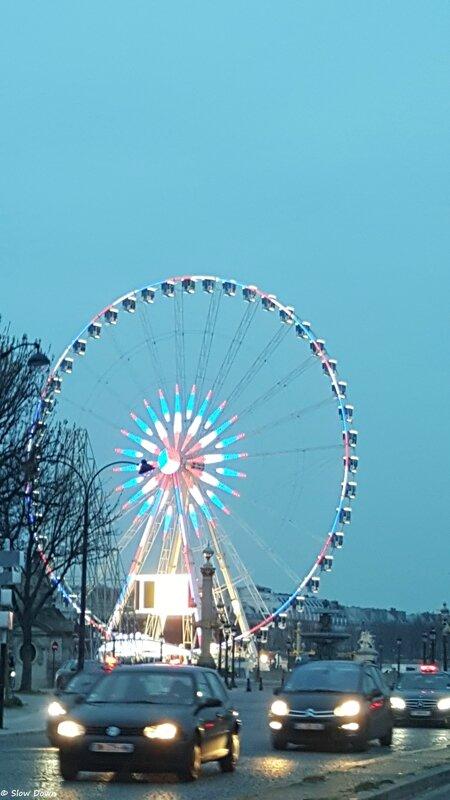 Grande roue tuileries