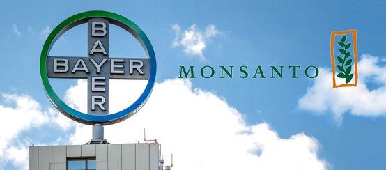 monsanto-bayer-logos