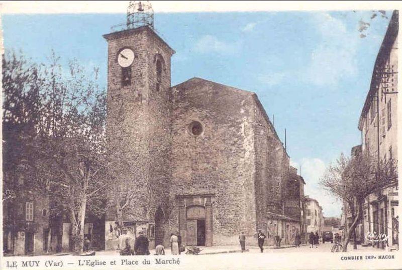 Le Muy-L'église