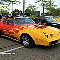 Pontiac firebird coupé de 1979 (rencard burger king mai 2012)