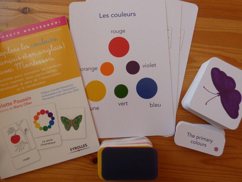 J'explore les couleurs avec Montessori (1)