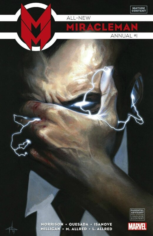 miracleman annual 1