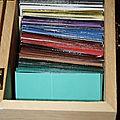 Les tablettes de couleurs - montessori