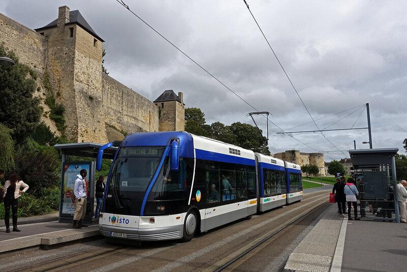 TVR Caen