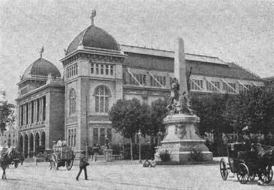 Palais des Beaux Arts Barcelone
