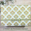 Boîte Tilda Verte L'Atelier de Framboise Chocolat