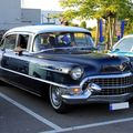 Cadillac series Sixty two 4door sedan de 1955 (Rencard du Burger King juin 2010) 01
