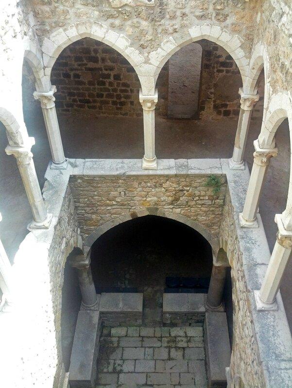Abbaye Saint- Honorat Lérins 58