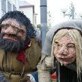 Akureyri - les trolls