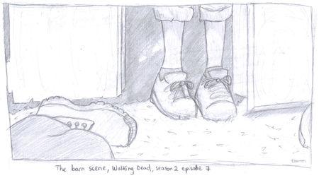 The_Barn_Scene_Walking_Deaddd