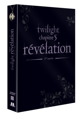 COFFRET TWILIGHT 5