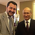 L'album photo de matteo salvini