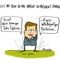 Martine aubry compare sarkozy à madoff