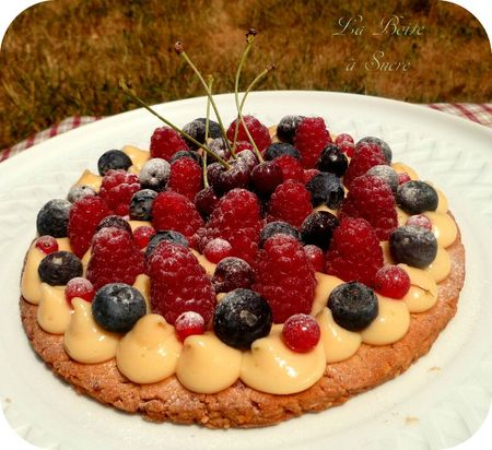 Tarte aux fruits 3