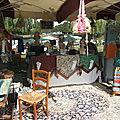 Expo des Métiers d'Art, juillet 2012 à St Capraise de Lalinde