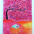 Artjournal et gribouillages #121 ~ automne