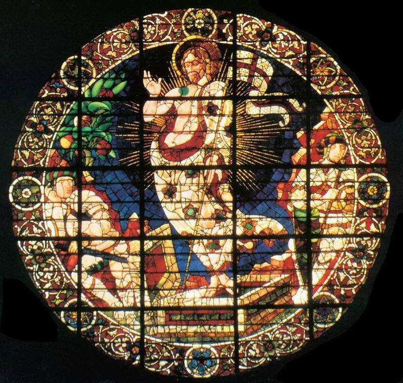Resurrection Paolo Uccello Duomo Firenze