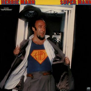 Herbie Mann - 1978 - Super Mann (Atlantic)
