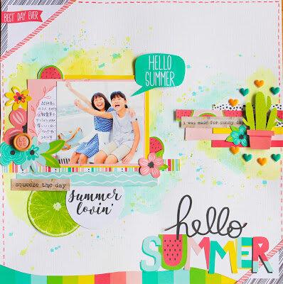 hello SUMMER summer lovin'-1