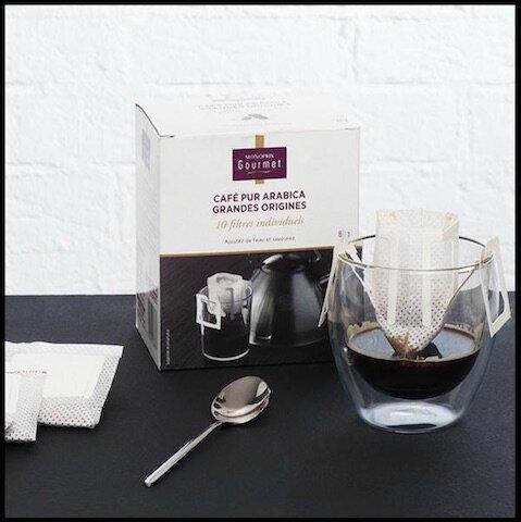 monoprix gourmet cafe pur arabica 1