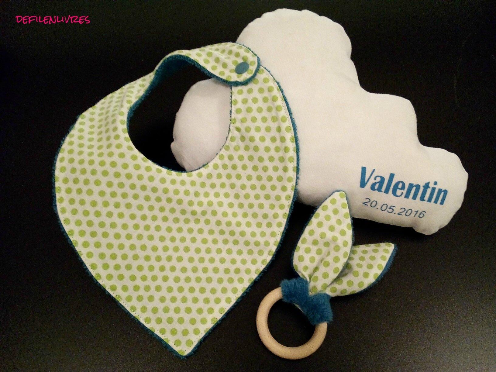 La babybox de Valentin