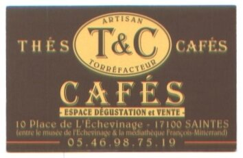 Logo Thes&Cafes