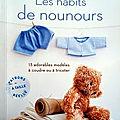 Les habits de nounours