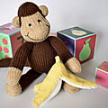 Norwood monkey and bananas - amanda berry