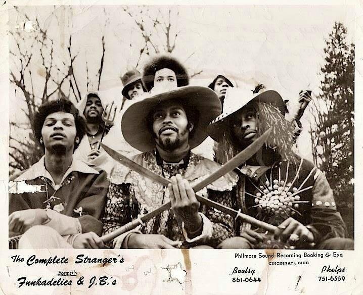 Funkadelics & J
