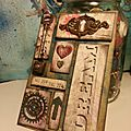 Scrap : tim holtz may 2014