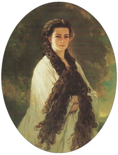 456px-Empress_Elisabeth_of_Austria,_1864[1]