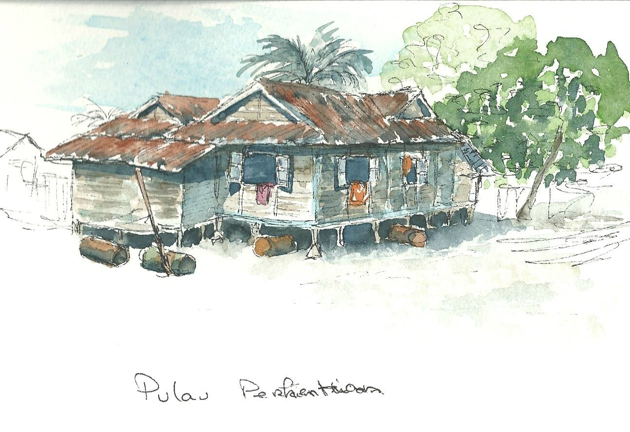 Pulau Perhentian 2